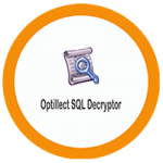 Optillect's SQL Decryptor on cloud